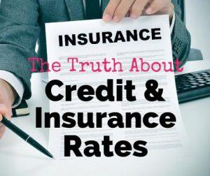 Credit vs Insurance