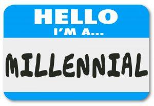 Hello I'm A Millennial