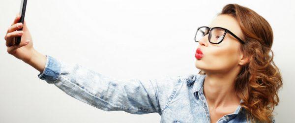 Millennial Selfie - Insurance