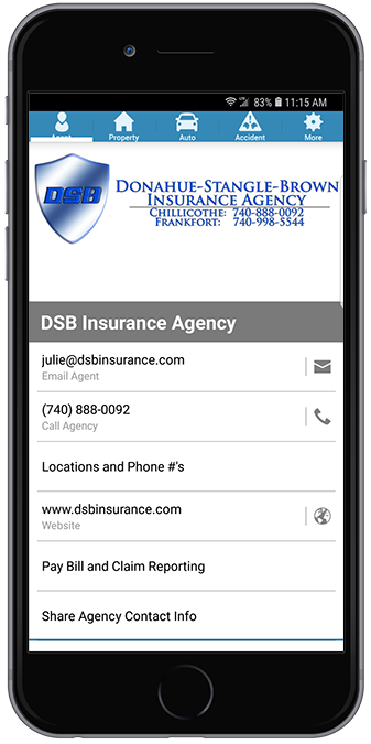 Download Our Insurance Agent App