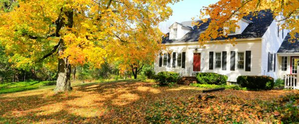 Fall Home Maintenance