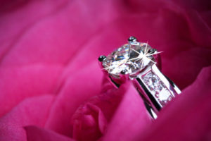 Diamond Ring   Valentine's Day