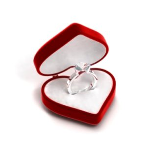 Valentine's Day Engagment Ring Insurance