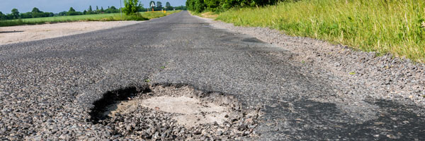 Potholes - DSB Insurance Agency